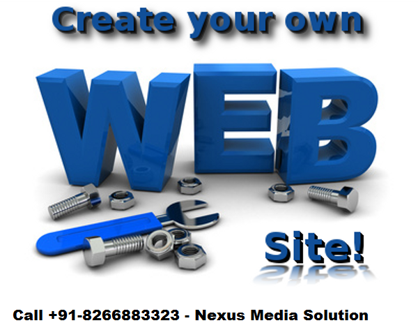 Website Development Company in Meerut   Call +91-8266883323 – Nexus Media Solution